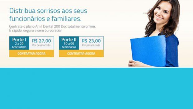 O Plano Amil Dental PME Curitiba é mais uma segmentação da bandeira que cuida com qualidade e responsabilidade da higiene bucal de cada um.